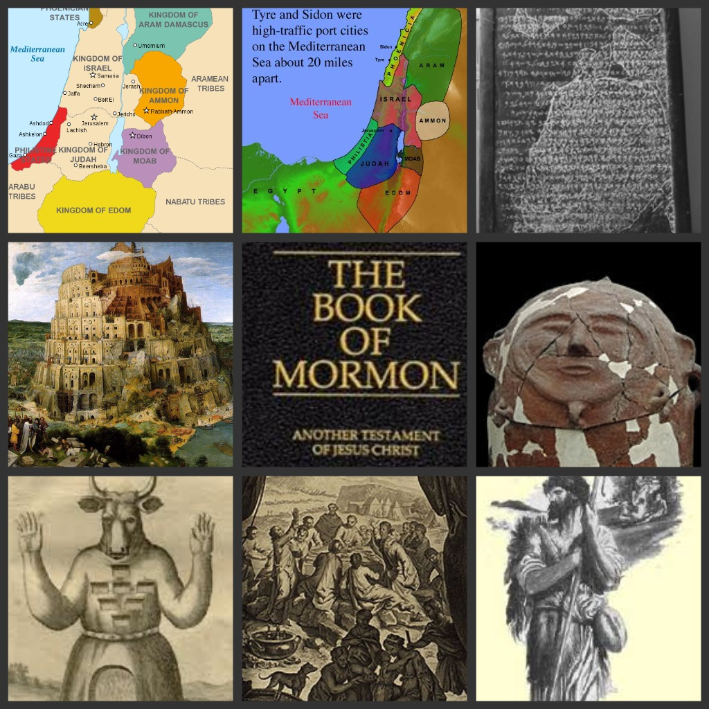a mormonism exploration in the book of mormon Book of mormon sets new record for most expensive manuscript ever sold he translated them with the help of god and they are seen by mormons as a companion to the.