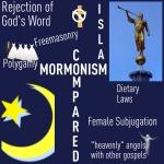 Islam Mormonism Compared