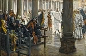 Woes to the Scribes and Pharisees