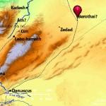 Helam Region Map
