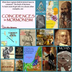 Coincidences in Mormonism 2017