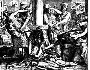 2014 Herod Kills the Baby Boys