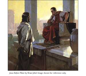 2014 Jesus on trial
