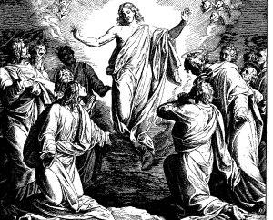 2014 Jesus Taken up Into Heaven_TIF