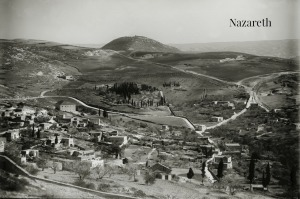 2014 Nazareth and Mt Tabor