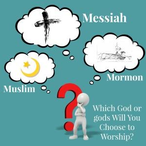 God vs gods