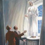 Elijah at Kirtland Temple