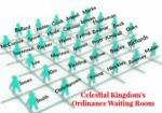 Celestial Kingdom's Ordinance Waiting Room