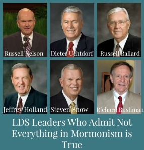 LDS Leaders Admit