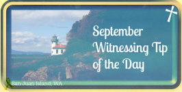 September Witnessing 2016