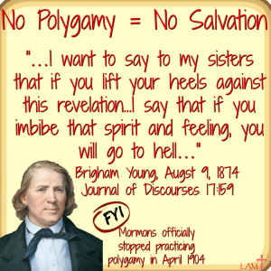 polygamy essays against Sister wives: an illustration of why polygamy is, and should be, illegal 20 jul 2011 updated: 7 aug 2017 from that day to this we think it may safely be said that there never has been a time in any state of the union when polygamy has not been an offense against society.